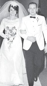 Mr. and Mrs. Lee Foth