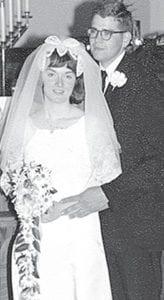 Mr. and Mrs. Allan Valentine