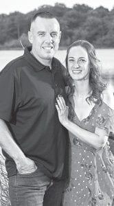 Brooke Wagner and Jerald Darow