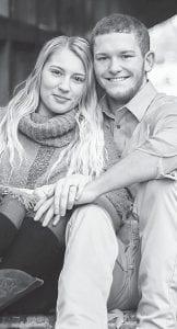 McKayla Ripke and Mathias Petersen