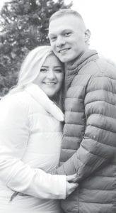Paige Merillat and Alec Hylander